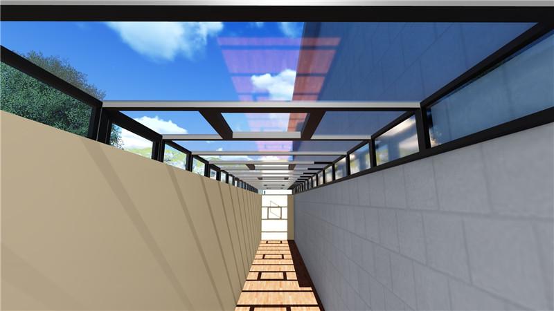 天井玻璃采光顶